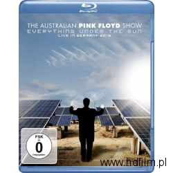THE AUSTRALIAN PINK FLOYD SHOW 2016 , Blu-ray