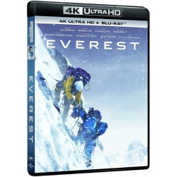 EVEREST , Blu-ray 4K ULTRA HD + Blu-ray