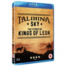 TALIHINA SKY : The Story Of the Kings Of Leon , Blu-ray