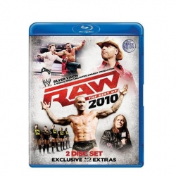 WWE - Raw: The Best Of 2010 , Blu-ray x2