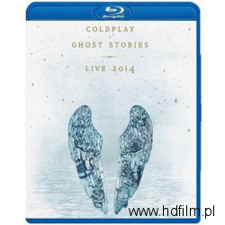COLDPLAY - GHOST STORIES LIVE 2014 , Blu-ray+CD