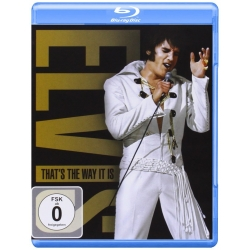 ELVIS PRESLEY - That's The Way It Is , Blu-ray