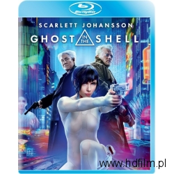 GHOST IN THE SHELL , Blu-ray