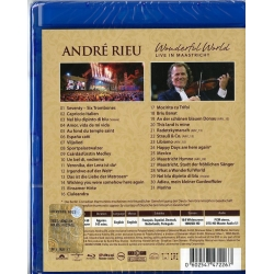 ANDRE RIEU - Wonderful World , Blu-ray