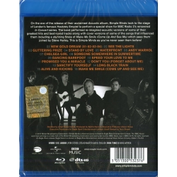 SIMPLE MINDS - ACOUSTIC INCONCERT , Blu-ray
